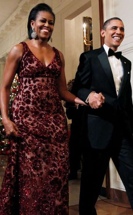 Michelle Obama, Kennedy Center Honors 2010