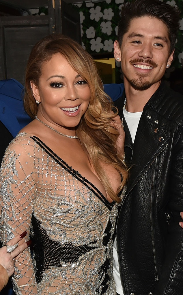 "Mariah Carey Calls 2016 A ""Good Year,"" Despite Breakup From Ex-Fiancé James Packer"