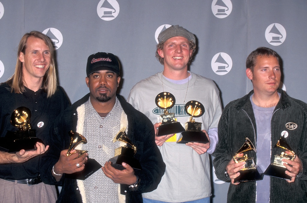 Hootie & the Blowfish, 1996