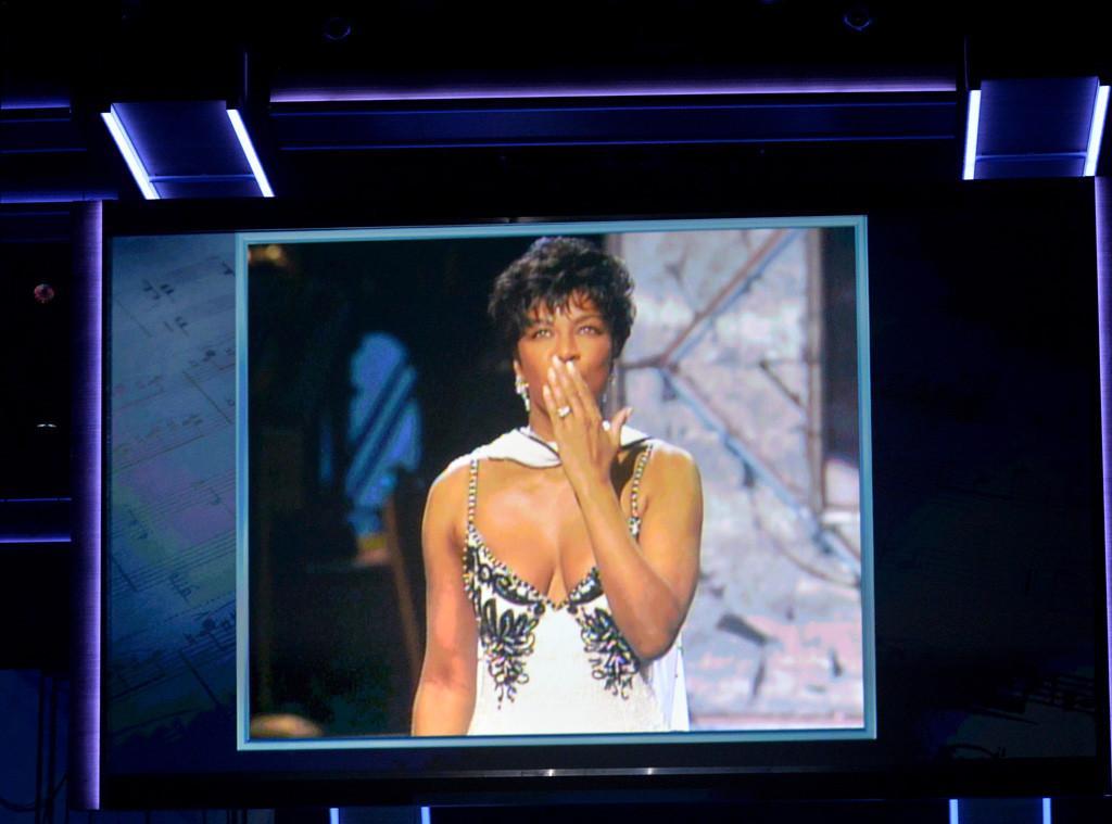 Natalie Cole, 2016 Grammy Awards