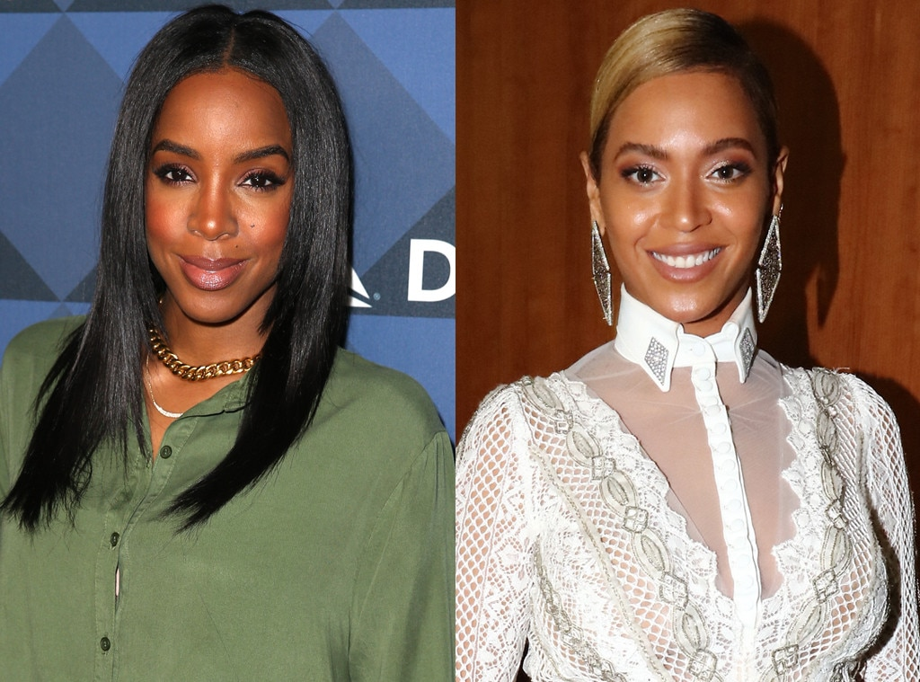 Kelly Rowland, Beyonce, 2016 Grammy Awards