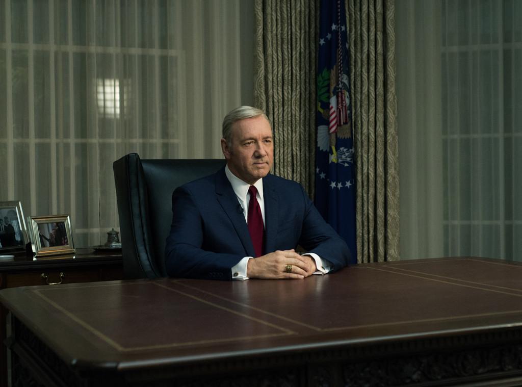 House of Cards, Season 4
