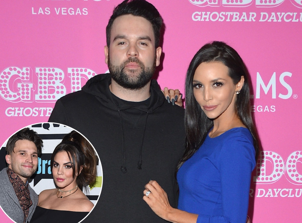 Mike Shay, Scheana Marie, Katie Maloney, Tom Schwartz