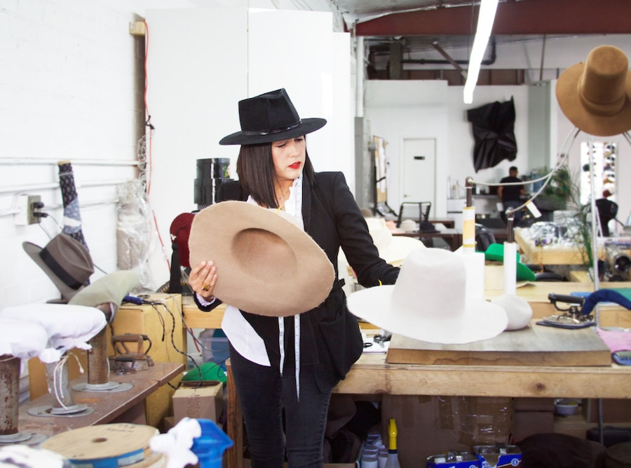 ESC: Trendsetters at Work, Gladys Tamez