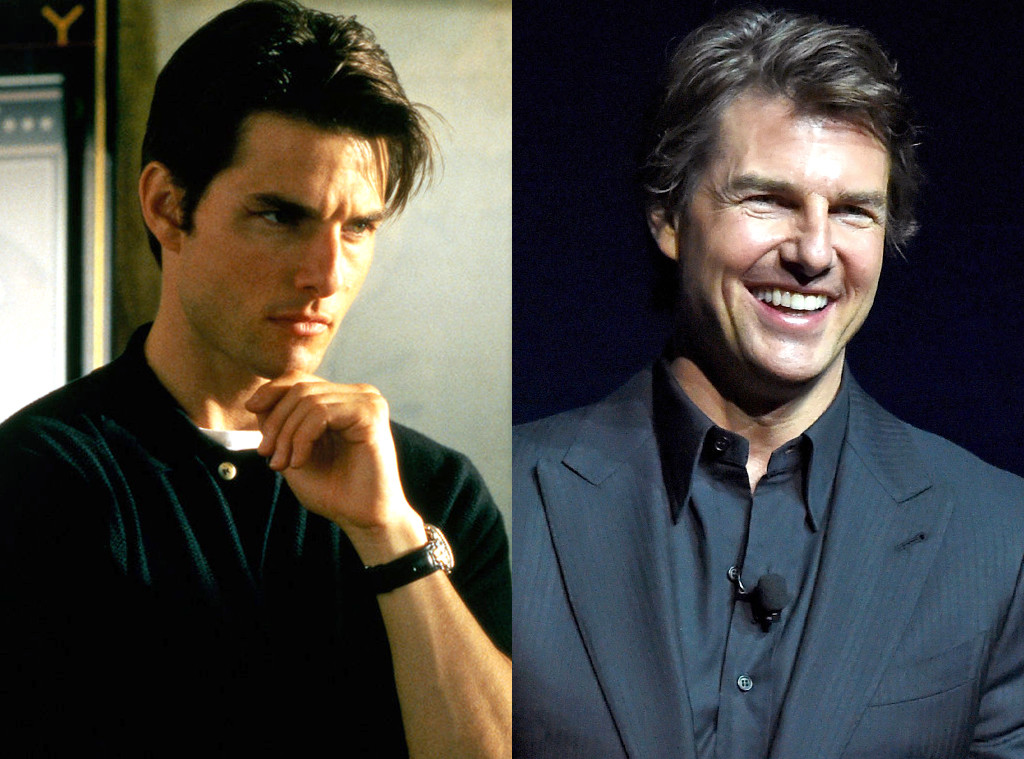 Jerry Maguire, Tom Cruise