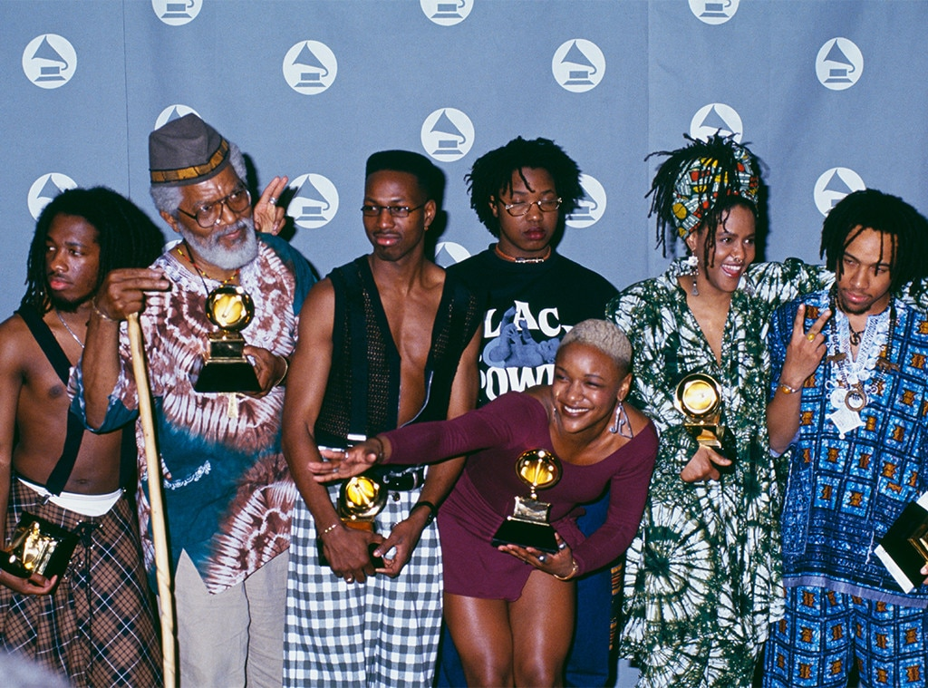 Arrested Development, Grammys 1993