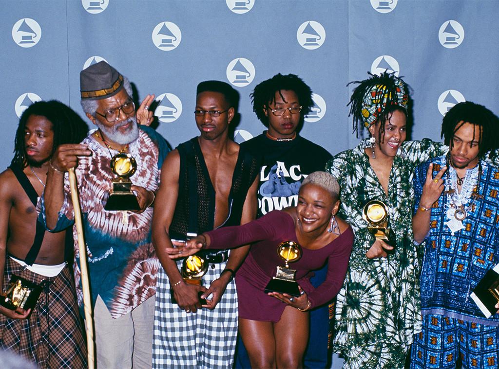 Arrested Development, Grammys 1993