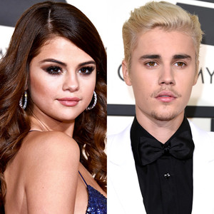 Justin Bieber, Selena Gomez, 2016 Grammy Awards