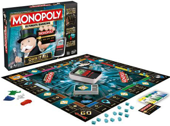 Monopoly Ultimate Baking