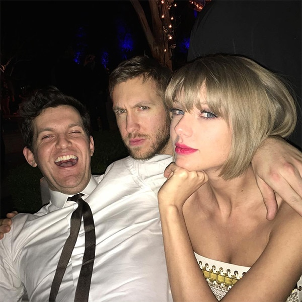Dillon Francis, Calvin Harris, Taylor Swift