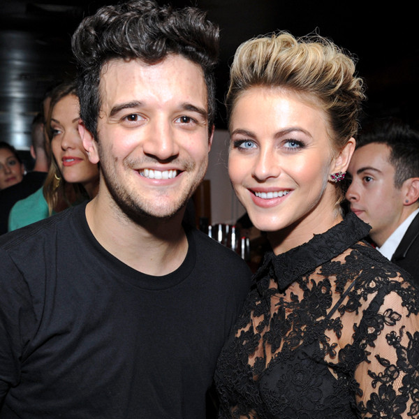 Mark Ballas, Julianne Hough