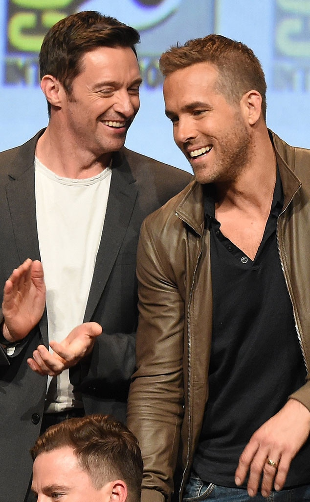 Hugh Jackman, Ryan Reynolds