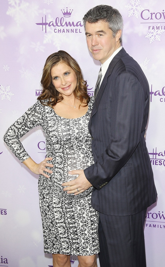 Kellie Martin, Husband