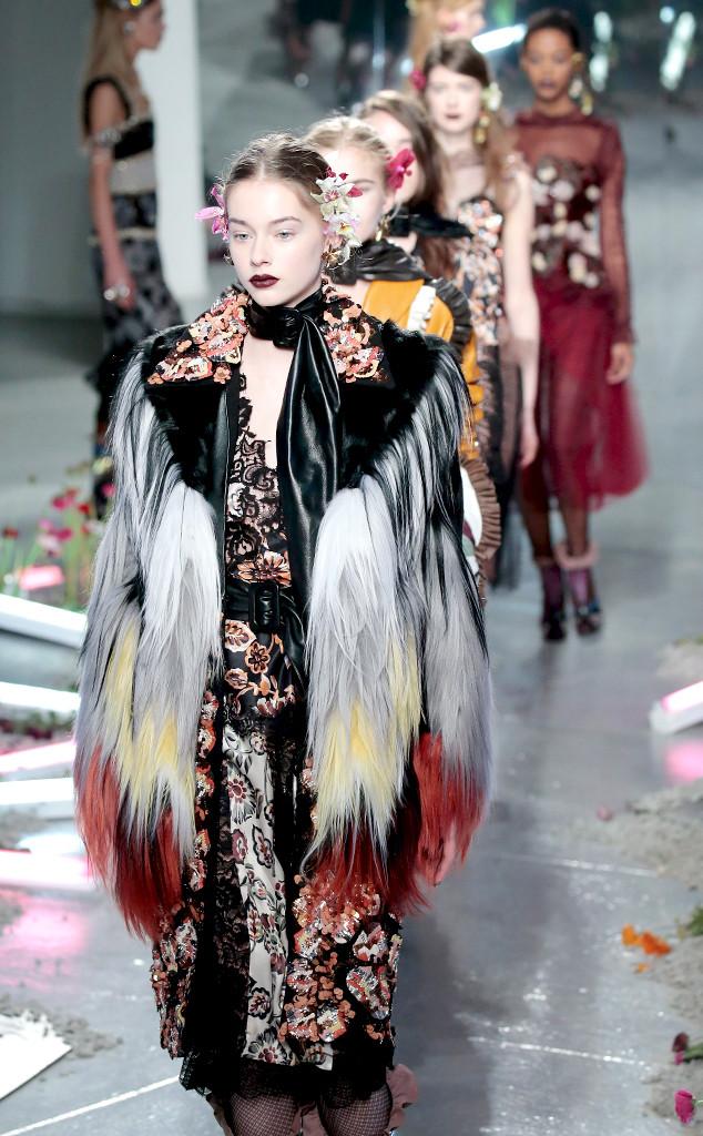 Rodarte, New York Fashion Week Fall 2016, The Rundown