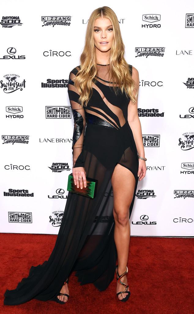 Nina Agdal, Sports Illustrated Party