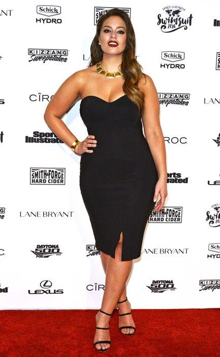 Ashley Graham, Sports Illustrated Party