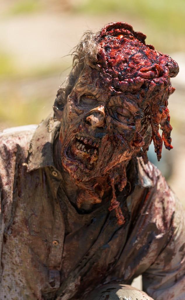 Walking Dead Zombie