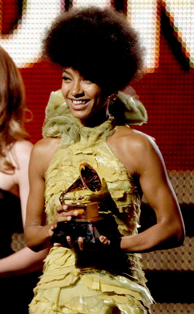 Esperanza Spalding, 2011 Grammy Awards