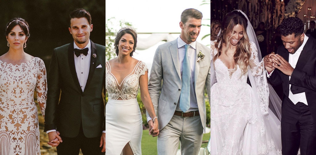 15 Celebrity Weddings That Prove Love Was Alive And Well In 2016
