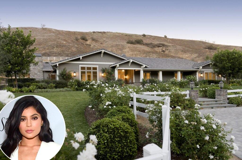 Kylie Jenner, Hidden Hills House