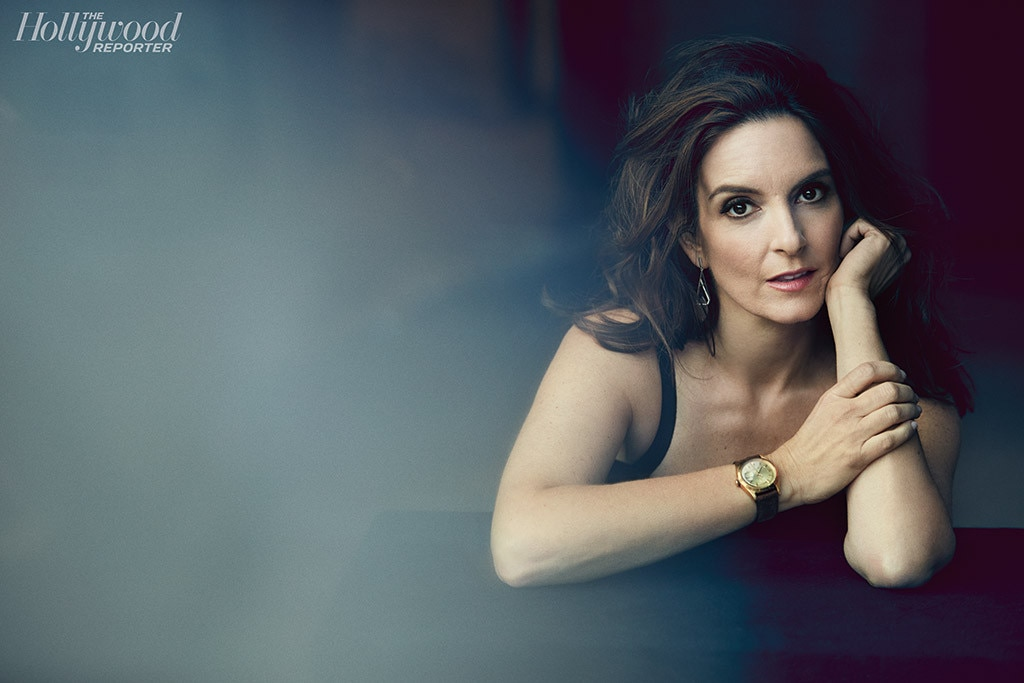 Tina Fey, The Hollywood Reporter