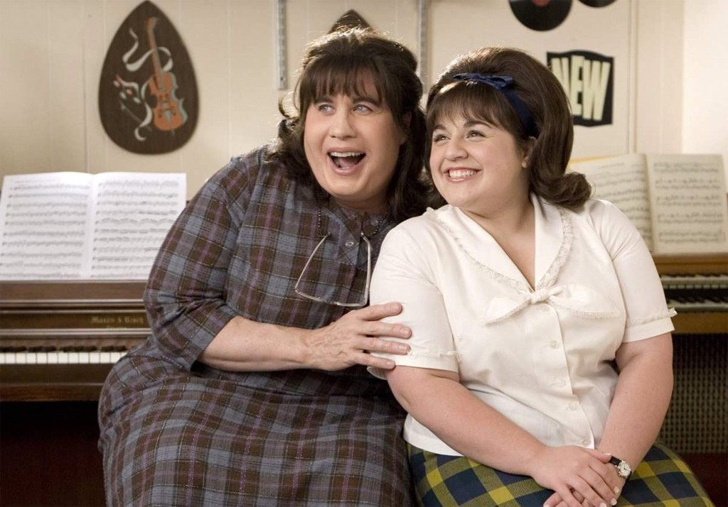 John Travolta, Nikki Blonsky, Hairspray