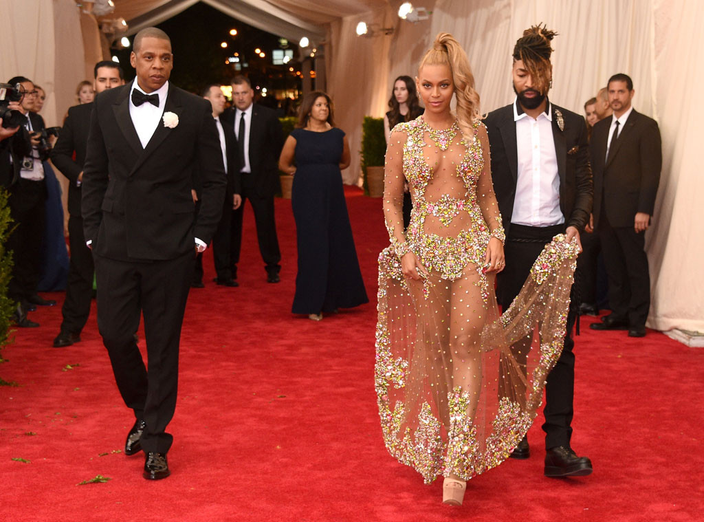 Jay-Z, Beyonce, Ty Hunter