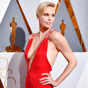 Charlize Theron's Epic Reaction to Being Called a