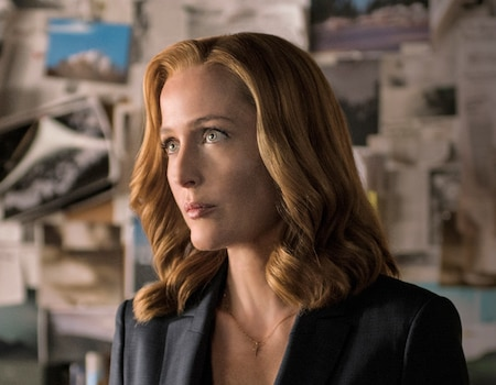 Gillian anderson is probably done with the x files and that 39 s ok e news - Diva futura cast ...