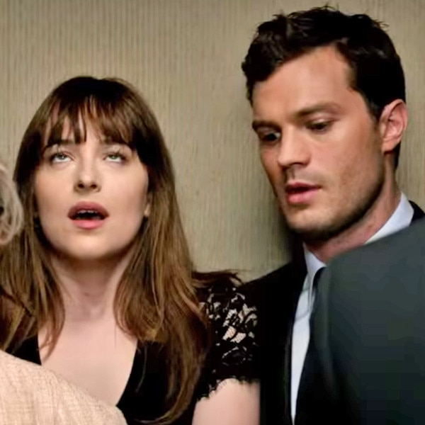 Dakota Johnson, Jamie Dornan, FIfty Shades Darker