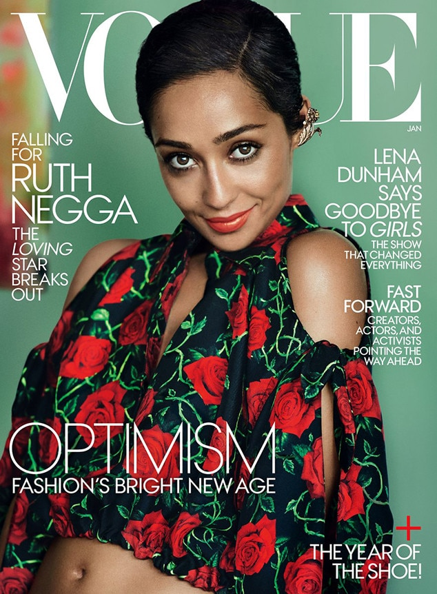 Ruth Negga, Vogue