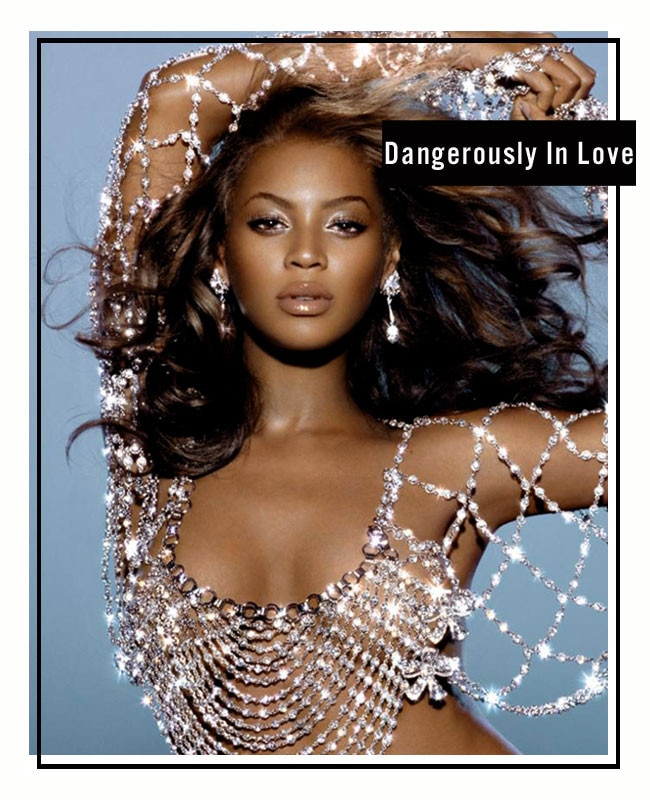 Beyonce Knowles, Dangerously In Love