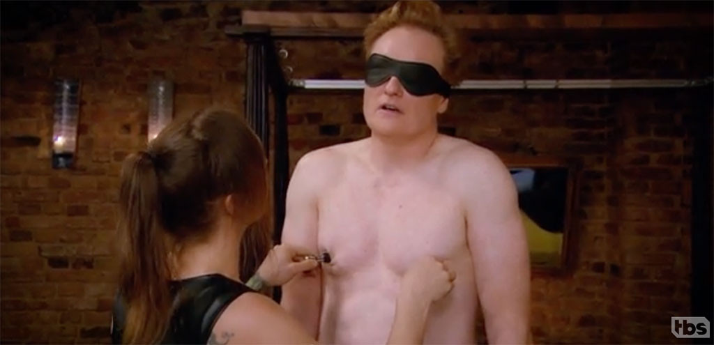 Conan O'Brien, Dominatrix