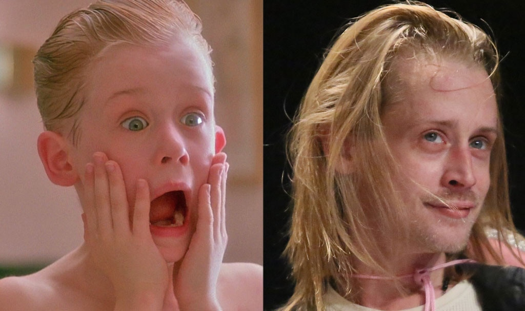 Kids in Christmas Movies, Then and Now, Macaulay Culkin