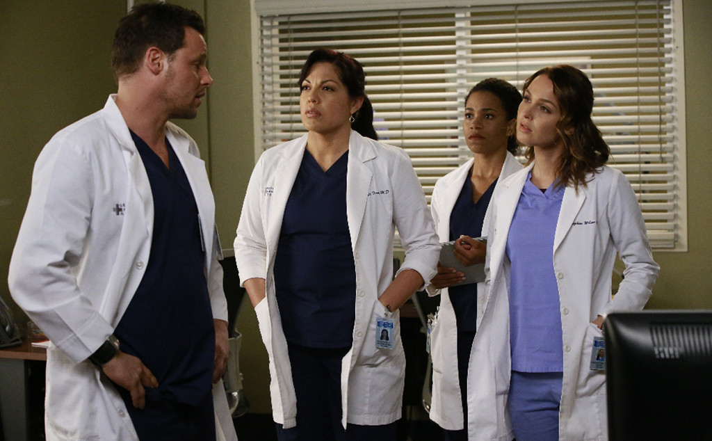 TGIT, Grey's Anatomy, Scandal, How to Get Away with Murder