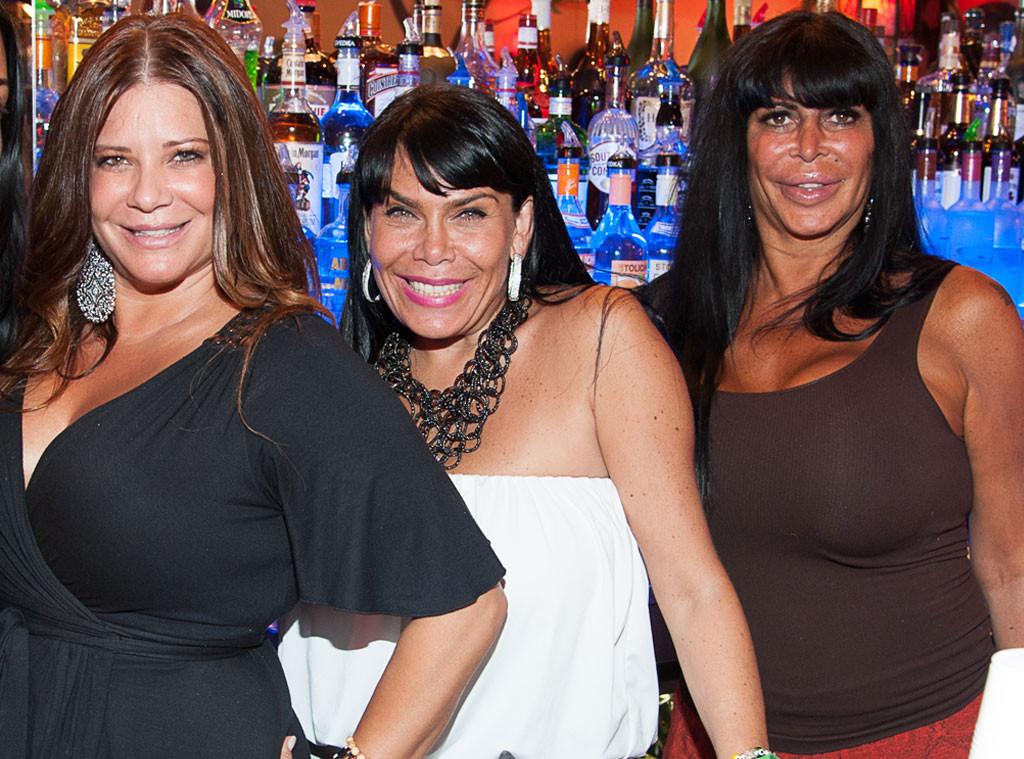 Karen Gravano, Renee Graziano, Big Ang