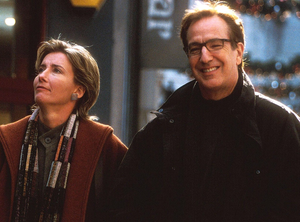 Alan Rickman, Love Actually