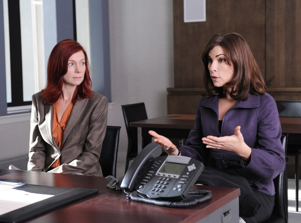 Saying Goodbye to The Good Wife: Carrie Preston's Final ...