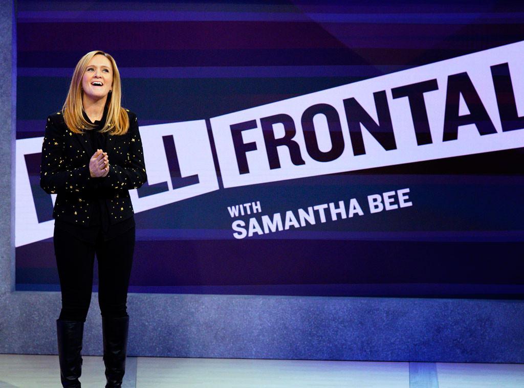 Samantha Bee, Full Frontal