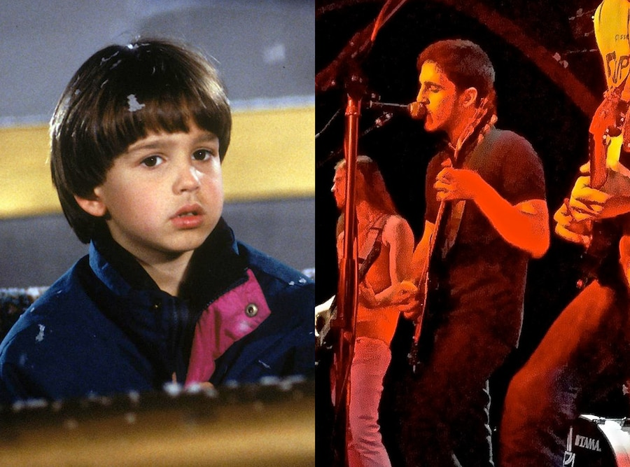 Kids in Christmas Movies, Then and Now, Eric Lloyd