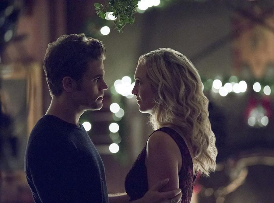 The Vampire Diaries, TVD, Steroline