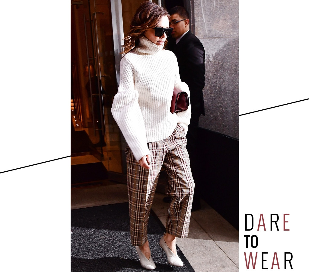 ESC: Dare to Wear, Victoria Beckham