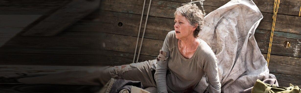 The Walking Dead, Melissa McBride