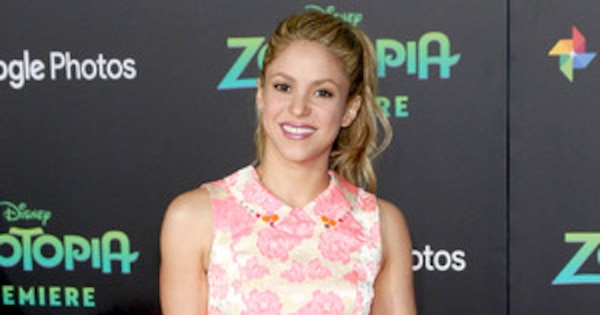 Here S Why Shakira Wanted Her Zootopia Character To Have