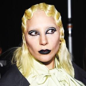 Lady Gaga, Marc Jacobs NYFW