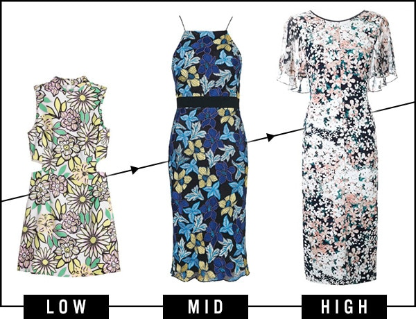 ESC, Dare to Wear Florals