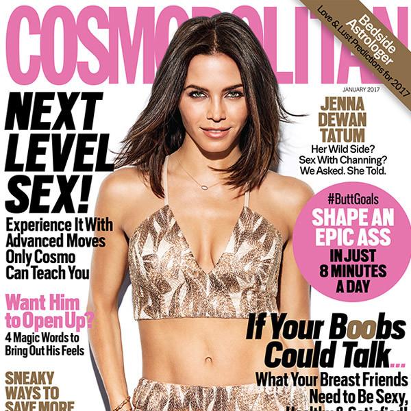 Jenna Dewan-Tatum, Cosmopolitan