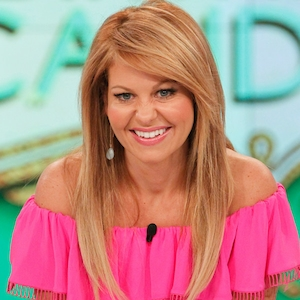 Candace Cameron Bure, 40th Birthday, The View