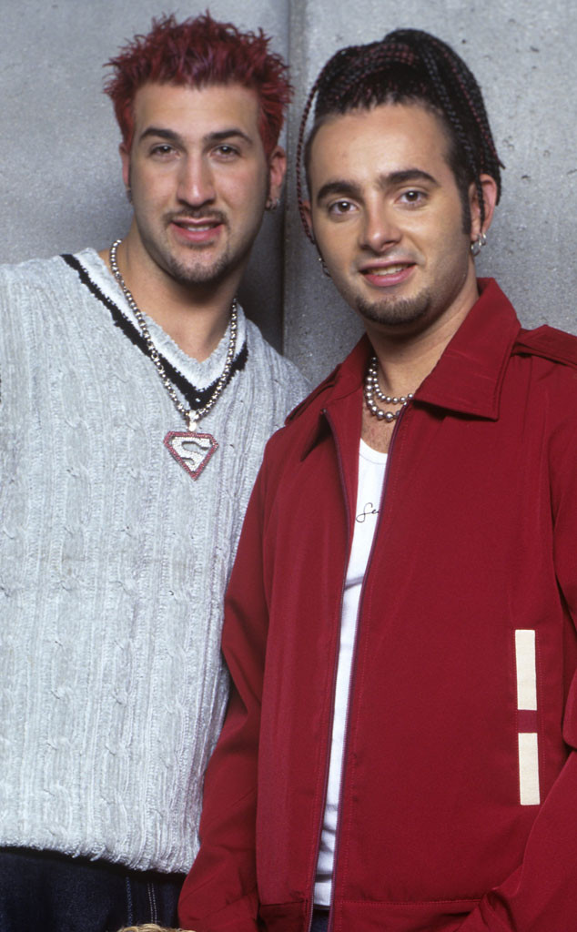 Joey Fatone, Chris Kirkpatrick