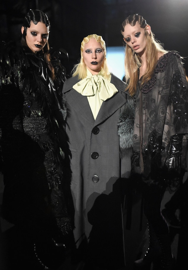 Lady Gaga, Kendall Jenner, Marc Jacobs NYFW